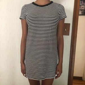 LOFT lounge t-shirt dress